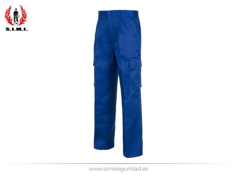 0547675754b Pantalon Workteam Basic Industrial B1403 - Simi Seguridad