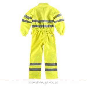 C3950LA - Buzo de alta visibilidad Workteam C3950