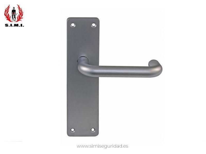 12614AL3P - Manilla de aluminio AMIG AL3P
