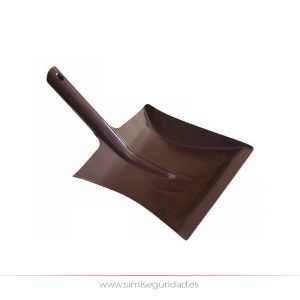 201270 - Recogedor de hierro marron