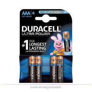 394018754 - Pila AAA Alcalina Duracel Plus