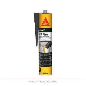 483474 - SikaSil 670 Fire gris cartucho