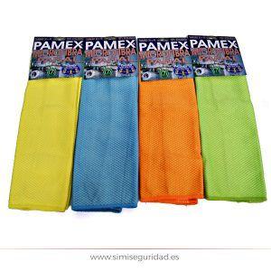 711576 - Paño microfibra Pamex panal 30x40cm 711576