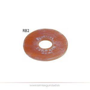 712640 - Goma obturación RB2
