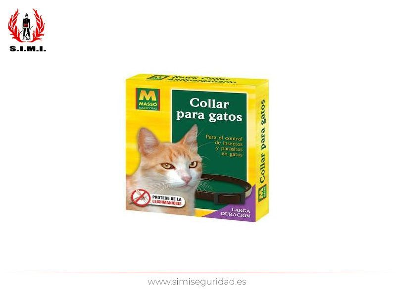 899830 - Collar gatos Massó antiparasitos