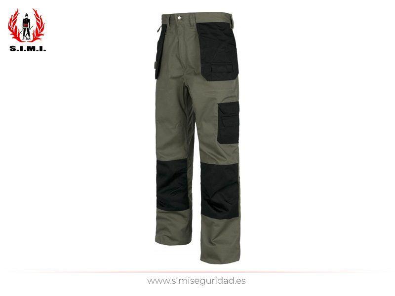 B1419 - Pantalon Workteam basic sin elastico B1419