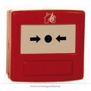 GNPAR - Pulsador manual alarma Gnpar
