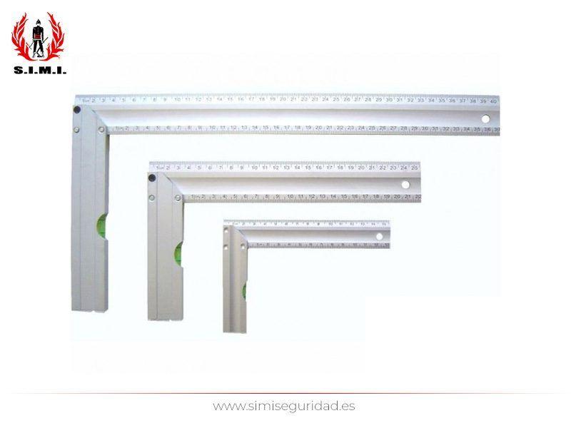 112480 - Escuadra aluminio 250 mm