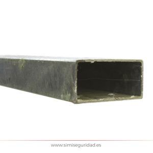 1320030000 - Poste rectangular M.O.P.U. de acero para señales