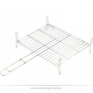 561060 - Parrilla doble 50 x 50 cm