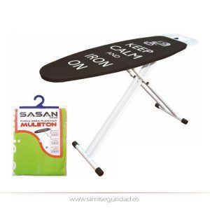 753930 - Funda para mesa de plancha Muleton 140 x 52 cm
