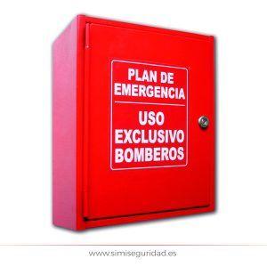 ARPLA300400120 - Armario planos de evacuacion