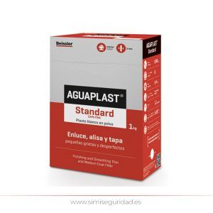 20420013 - Emplaste aguaplast Standard 1 Kg