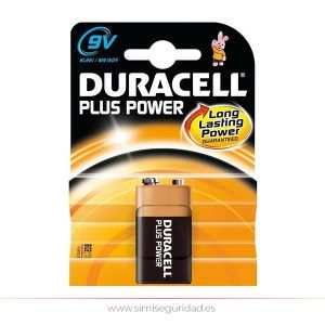 394105485 - Pila Duracell 9V Long lasting
