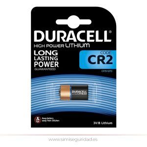 CR2 - Pila Duracell CR2 High Power