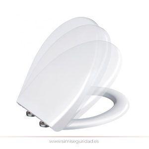 FP4 - Tapa WC resina de urea universal