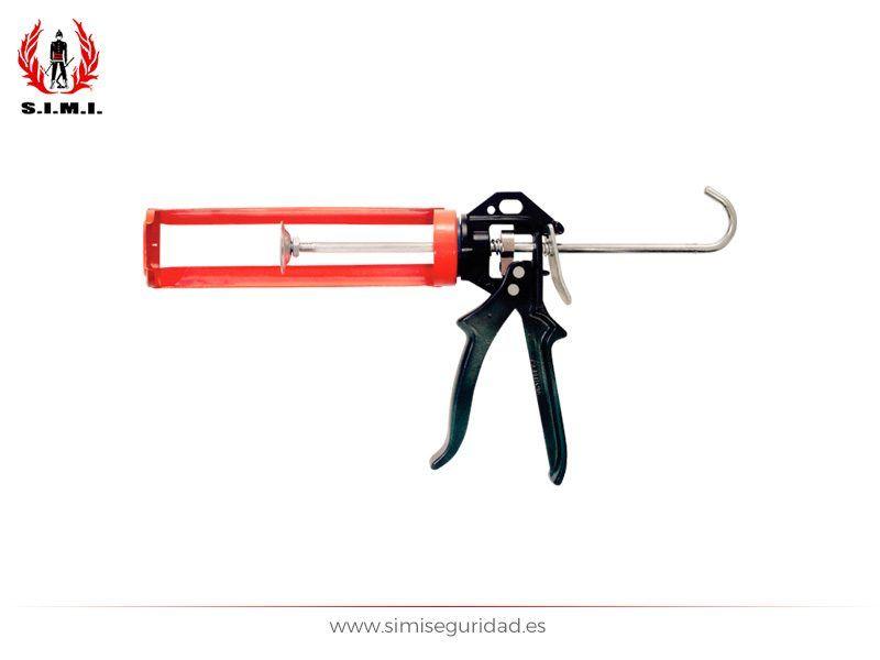 Pistola silicona Bellota para cartucho
