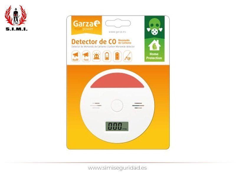 GARZA430077 - Detector Garza de CO - (Monóxido de Carbono)