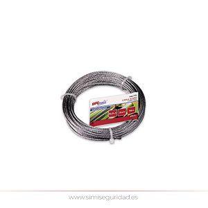 M86111G - Cable acero galvanizado 3 mm X 10 m