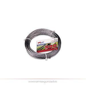 M86115G - Cable acero galvanizado 2 mm X 15 m