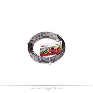 M86120G - Cable acero galvanizado 2 mm X 20 m