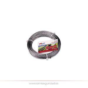 M86126G - Cable acero galvanizado 3 mm X 25 m