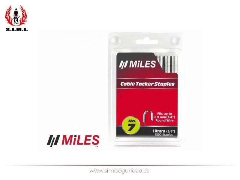 202920 - Grapas cable 10 mm