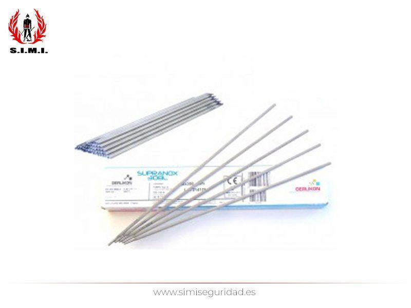861200 - Electrodo OERLIKON INOX 2,50 X 350 mm