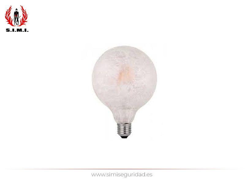 GARZA401122 - Bombilla Led GARZA globo filamento ICE G125