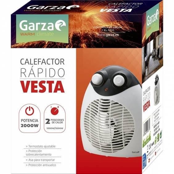 Calefactor rápido