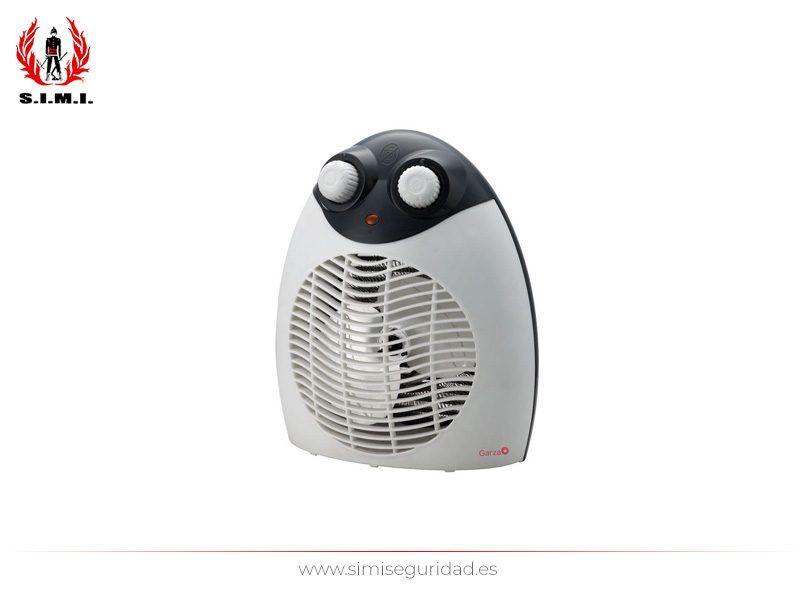 GARZA810033 - Calefactor de mesa GARZA 2000W