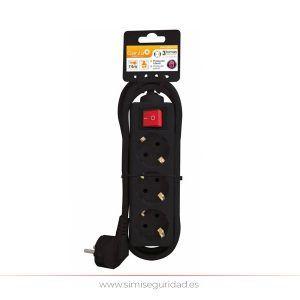 GARZA420015 - Basic Power GARZA 3 tomas con interruptor
