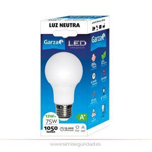 GARZA461016 - Bombilla LED estandar 12W4000K