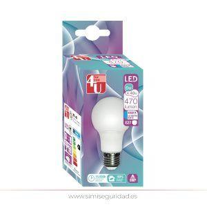 GARZA461456 - Bombilla LED Garza 6W40K
