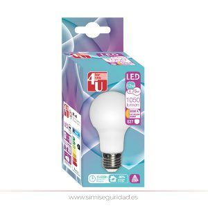 GARZA461461 - Bombilla LED Garza 12W30K