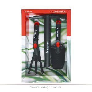 2994 - Kit de herramientas de mango corgo para jardín