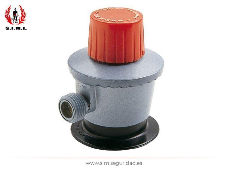 GARZA461456 - Regulador gas salida libre