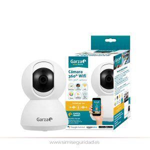 401266 - SmartHome Camara IP-Wifi-HD Garza