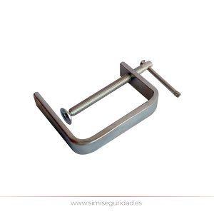 2436 - Brida marquetería 7.5cm WUTO