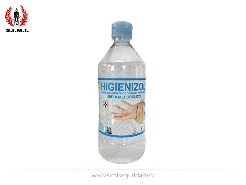51080604 - Solución higienizante manos 500ml