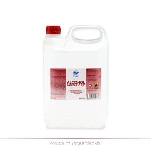 515 - Alcohol sanitario 5L DYNS