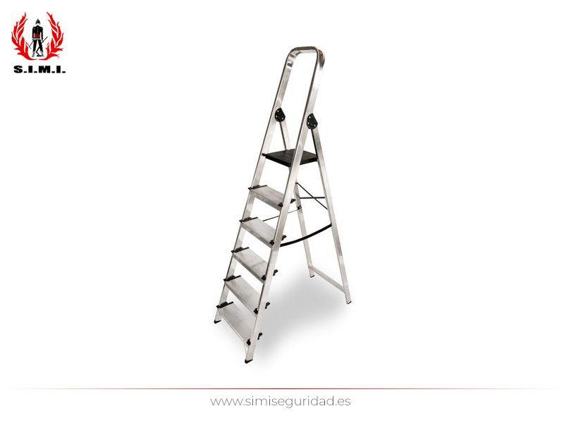 ESDOM5 - Escalera domestica Escalibur 5 peldaños