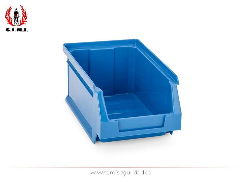GAF22 - Gaveta apilable azul 274x140x127